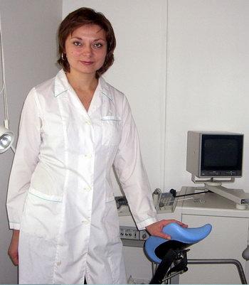 Врач-гинеколог Долецкая Дарья Владимировна
